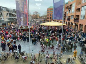 Geen Sinterklaas in en uittocht in Nijverdal!